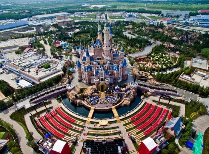 Disneyland Thượng Hải có đáng để bỏ tiền ra tham quan