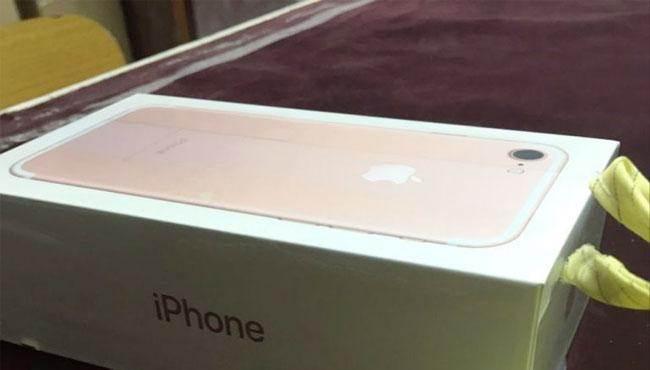 370.000 iPhone 7 đang được vận chuyển ra từ Trung Quốc