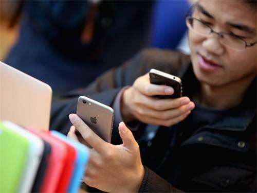 Apple và Samsung gặp khó tại thị trường Trung Quốc