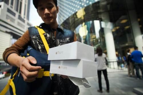 Apple ra mắt dịch vụ thanh toán trực tuyến tại Trung Quốc