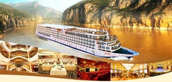 Độc đáo tour du thuyền 5 sao Thượng Hải - Trùng Khánh