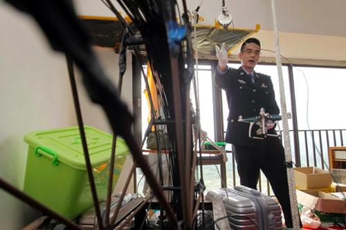 Dùng drone vận chuyển lậu hàng chục nghìn iPhone qua Trung Quốc