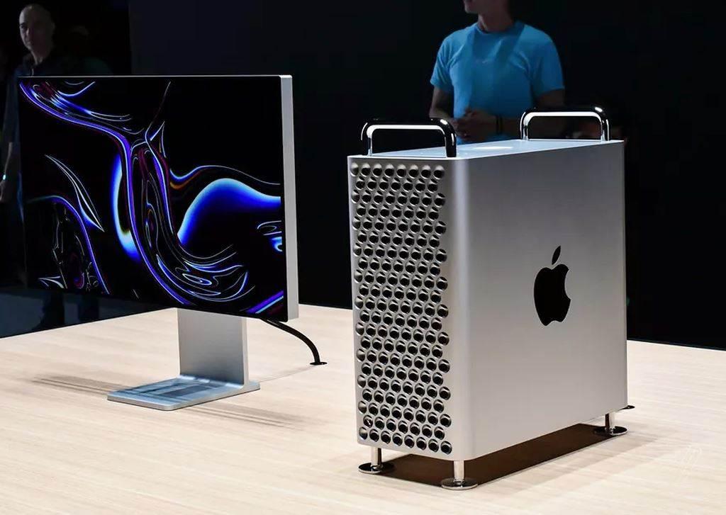 Mac Pro 2019 được lắp ráp ở Trung Quốc