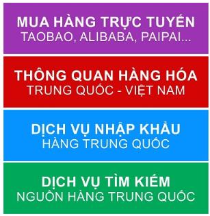 Mua hàng vận chuyển Quảng Châu với dịch vụ HTHEPXRESS.COM
