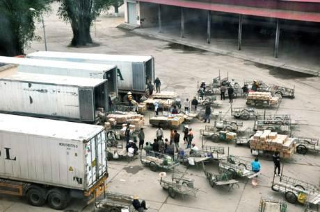 Mua Hàng và Nhập khẩu hàng Trung Quốc về việt nam