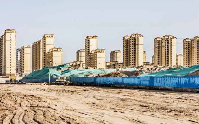Những thành phố ma giữa lòng sa mạc ở Trung Quốc đang dần tỉnh giấc