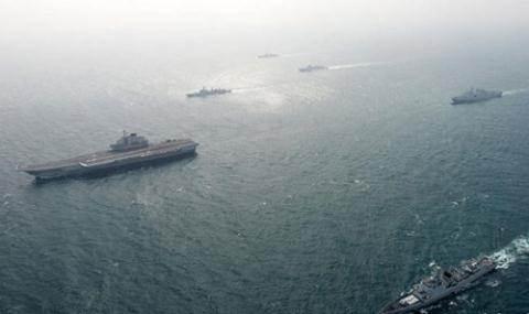 Trung Quốc đóng 4 tàu sân bay, mang cả tới Biển Đông