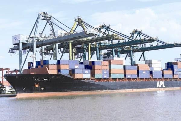 Vận tải biển 2017 chưa hồi phục hoàn toàn